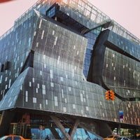 Photo taken at The Cooper Union by Richard S. on 4/4/2013