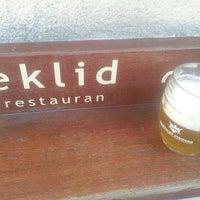Photo taken at Neklid Restaurant by Martin R. on 5/18/2013