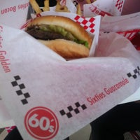 Photo taken at Sixties Burger by Angel H. on 6/5/2013