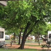 Photo taken at Travelers World RV Park by Deena J. on 6/22/2015