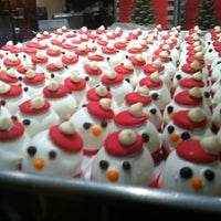 Photo taken at Rocky Mountain Chocolate Factory by Agnes L. on 11/24/2012