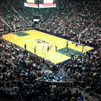 Photo taken at Vivint Smart Home Arena by Cheryl A. on 3/12/2013