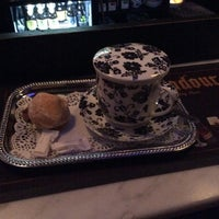 Photo taken at Café Bonjour by Vincent K. on 12/21/2015