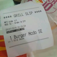 Photo taken at McDonald's by rocky s. on 7/29/2016