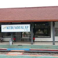 Photo taken at Stasiun Kedunggalar by Dony on 12/30/2013