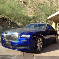 Photo taken at The Canyon Suites at The Phoenician by Ryan D. on 11/2/2013