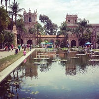 Photo taken at Balboa Park by Jamie T. on 7/7/2013