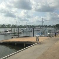 Photo taken at Bayou Grande Marina by Larry B. on 6/27/2013