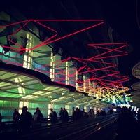 Photo taken at Terminal 1 by Ina Y. on 6/7/2013