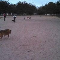 Photo taken at Alameda Dog Park by Denise C. on 9/29/2012