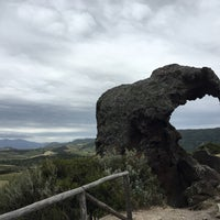 Photo taken at Roccia Dell'elefante by J J. on 5/19/2016