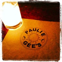 Photo taken at Paulie Gee's by Dave C. on 10/15/2012