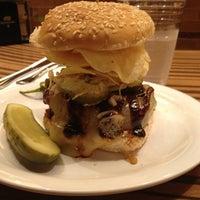 Photo taken at Bobby's Burger Palace by Nick K. on 11/23/2012