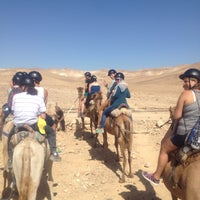 Photo taken at Bedouin Campsite by Maria S. on 6/9/2016