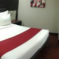 Photo taken at Grand CitiHub Hotel @TUNJUNGAN by Christine P. on 8/31/2013