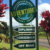 Photo taken at Princeville Ranch Adventures by Rick M. on 6/3/2015