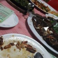 Photo taken at Restoran Taman Pringjajar by Dahlia K. on 10/20/2014