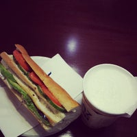 Photo taken at Bonchaz Bakery Cafe by Julia L. on 10/22/2013