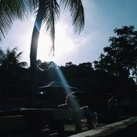 Photo taken at Paradise Tulamben by Maulana N. on 9/5/2013