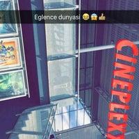 Photo taken at Cineplexx Linz by Aysenur . on 7/5/2016