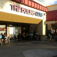 Photo taken at The Boiling Crab by Rob A. on 1/28/2013