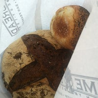 Photo taken at Acme Bread Company by Ira S. on 10/28/2012