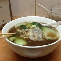 Photo taken at Lam Zhou Handmade Noodle by Tara R. on 12/20/2012