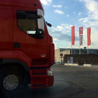 Photo taken at Renault Trucks by Rodrigo M. on 9/15/2014