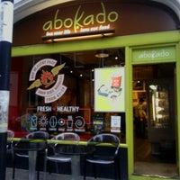 Photo taken at Abokado by Adil on 11/6/2012
