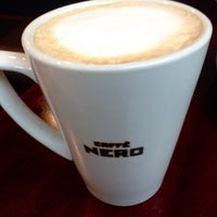 Photo taken at Caffè Nero by Paul S. on 12/30/2015