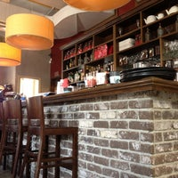 Photo taken at Greg Cafe by Jonathan A. on 4/22/2013