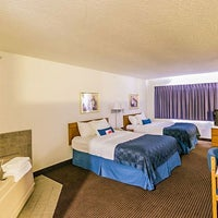 Photo taken at Ramada Waterfront Hancock Hotel by Ramada Waterfront Hancock Hotel on 8/27/2015