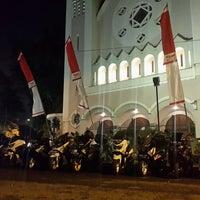 Photo taken at Gereja Katolik Katedral Santa Perawan Maria Dari Gunung Karmel by awank b. on 8/12/2016