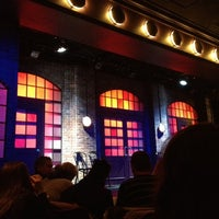 Photo taken at The Second City by Bram S. on 12/15/2012