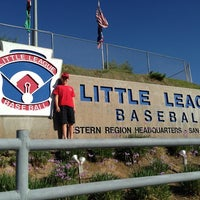 Photo taken at Little League Baseball Western Regional HQ by Baron H. on 8/10/2013