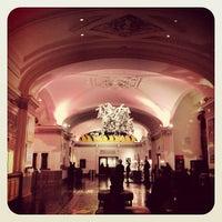 Photo taken at BAM Rose Cinemas by Jerrick H. on 11/2/2012