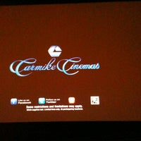 Photo taken at Carmike Cinemas by Michael A. on 7/21/2013