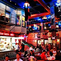Photo taken at Portillo's by Josh A. on 10/2/2012