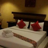 Photo taken at Thanisa Resort by ketnapas S. on 2/6/2015