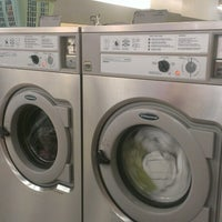 Photo taken at 39th St Laundromat by Benton on 9/30/2013