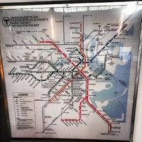 Photo taken at MBTA World Trade Center Station by Benton on 5/20/2013