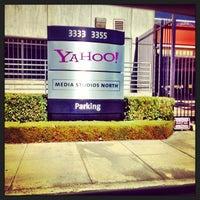 Photo taken at Yahoo by Jeremy J. on 2/2/2014