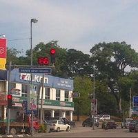 Photo taken at Simpang Empat Semabok by Austin M. on 5/28/2013