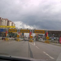 Photo taken at Plaza Tol Sungai Besi by Austin M. on 12/18/2012