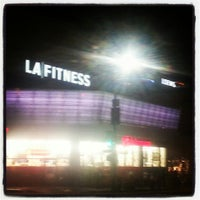 Photo taken at LA Fitness by Xander P. on 5/23/2013