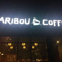 Photo taken at Caribou Coffee by Ahmed D. on 5/26/2016