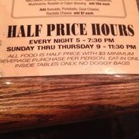 Photo taken at Grendel's Den Restaurant & Bar by Jay W. on 7/15/2013