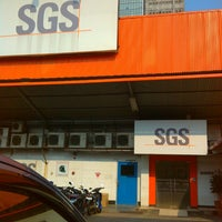 Photo taken at PT. SGS Indonesia by αδћίε Ј. on 3/4/2014