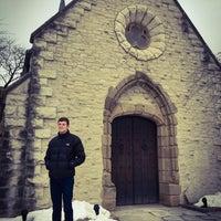 Photo taken at St. Joan of Arc Chapel by Roxanne K. on 1/21/2016