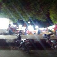 Photo taken at Alun - Alun Sragen by Cahyo O. on 9/20/2015